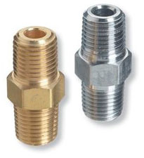 ASME B16.11 / BS3799 Threaded Hex Nipple Manufacturer & Exporter