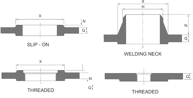 reducing-flanges