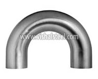 ASME B16.9 A403 WP316 Stainless Steel U Bends manufacturers in Mumbai, India