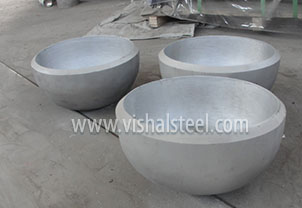 Alloy 20 Pipe Cap manufacturer
