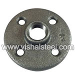 ASTM A182 Alloy Steel F5 Screw Flanges manufacturer
