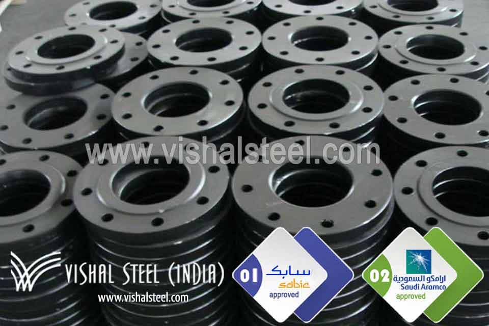 ASTM A182 F5 Alloy Steel Flanges Manufacturer in India