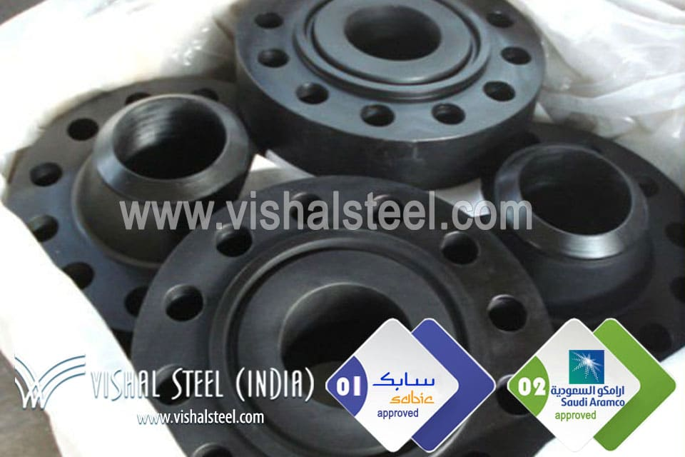 ASTM A350 LF3 Low Temperature Carbon Steel Flanges Manufacturer in India