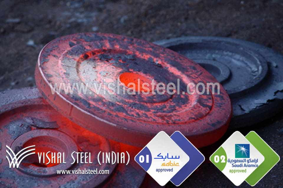 ASTM A694 F70 Carbon Steel Flanges Manufacturer in India